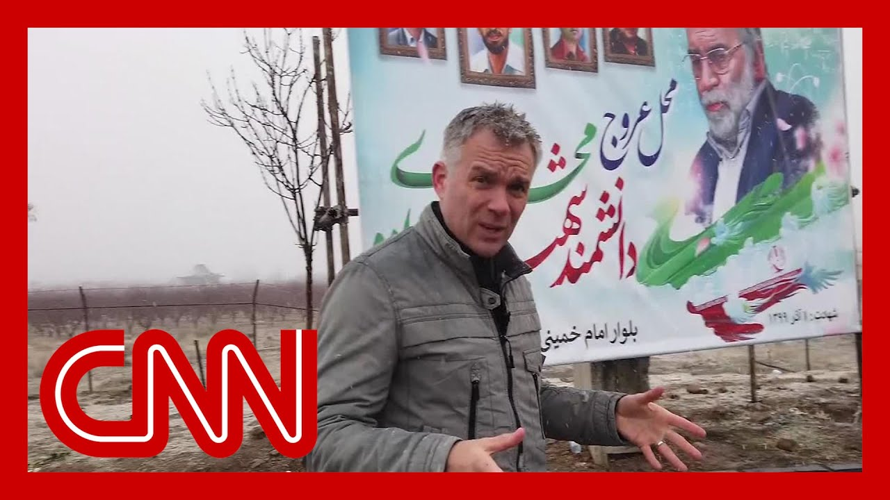 See what CNN reporter found at Iran assassination site 6