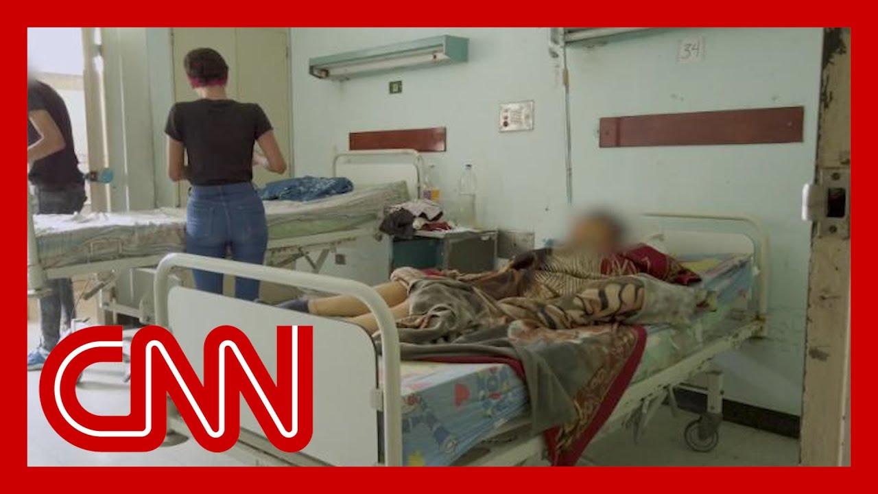 'The stench is unbearable': Inside horrific Venezuelan Covid-19 ward 1