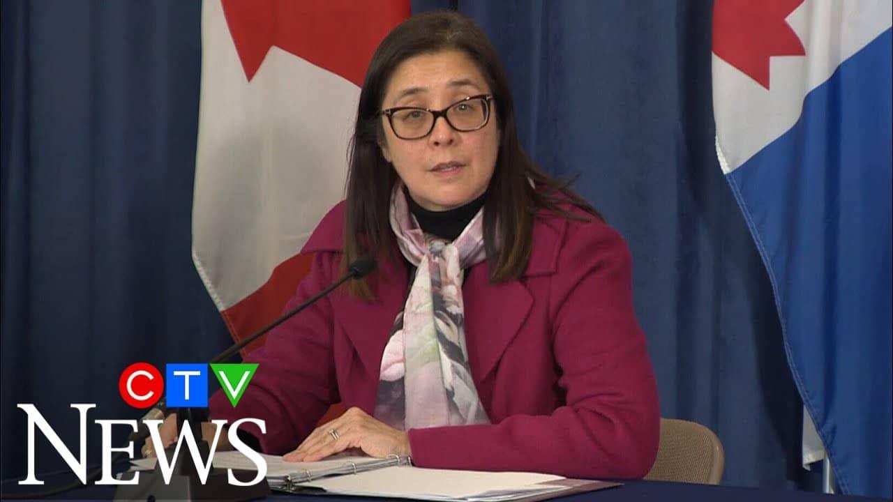 COVID-19 spreading 'aggressively' through Toronto warns Dr. de Villa 1
