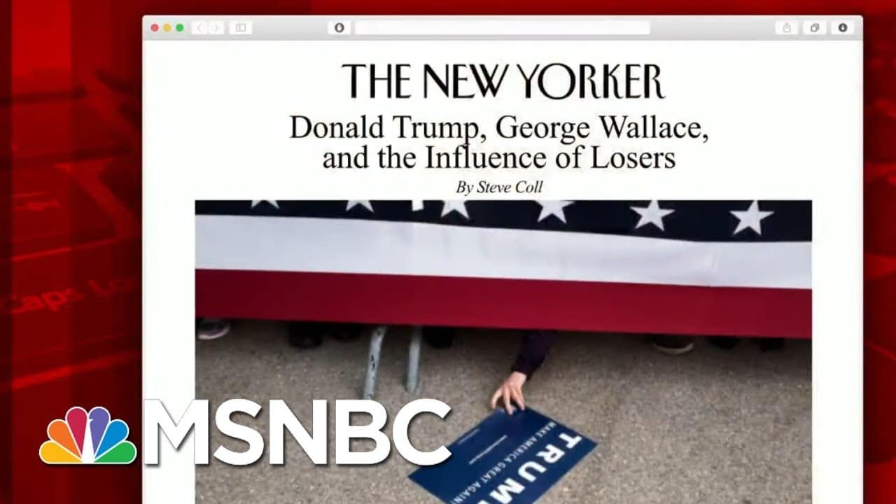 Why Trump's Imprint On The GOP Is Likely To Remain | Morning Joe | MSNBC 5