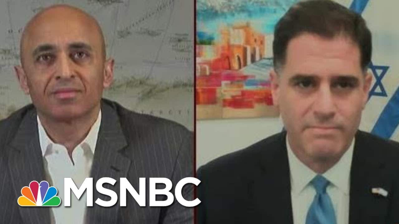 The Importance Of The Israel-UAE Peace Agreement   Morning Joe   MSNBC 1