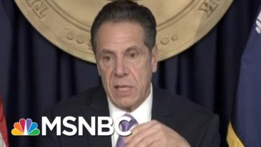 Gov. Cuomo To 'Clamp Down' On Indoor Dining In New York If Hospitalizations Don't Stabilize | MSNBC 6