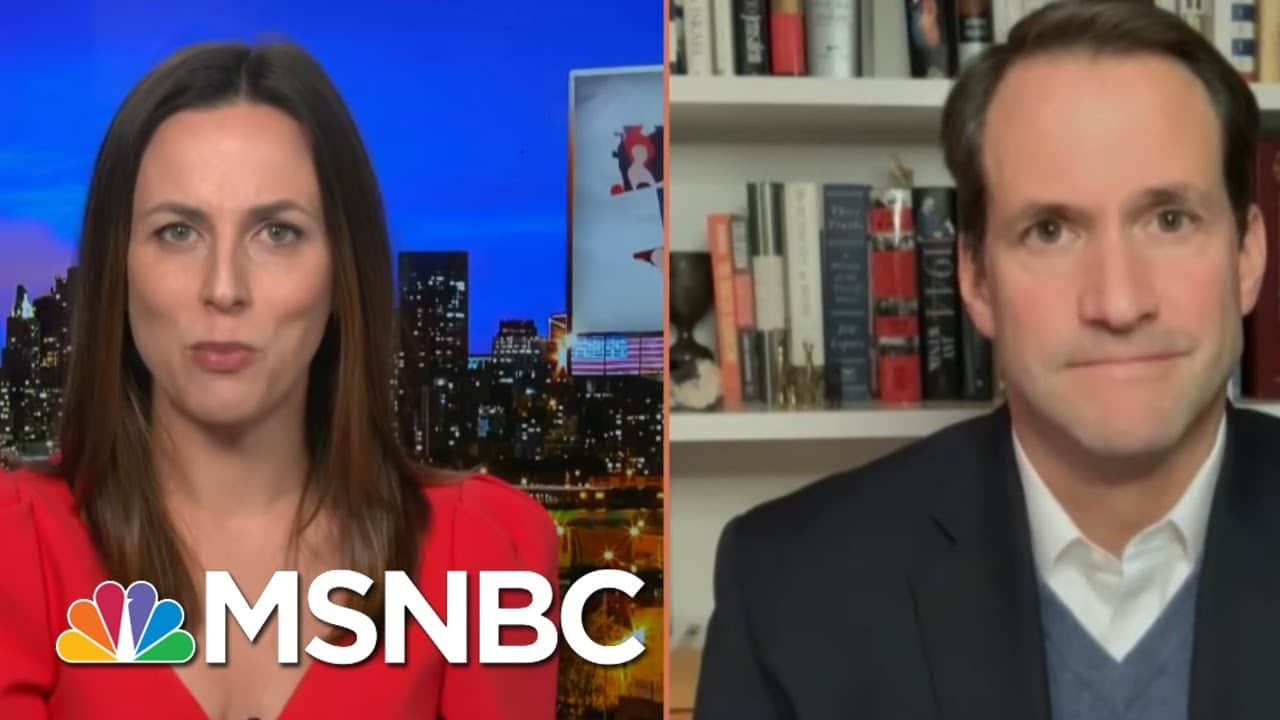 'This Feels Different': Rep. Himes On Possible Passing Of Much Needed Covid Relief   MSNBC 1