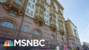 Report: Microwave Energy Likely Caused U.S. Diplomats' Symptoms | Katy Tur | MSNBC 5