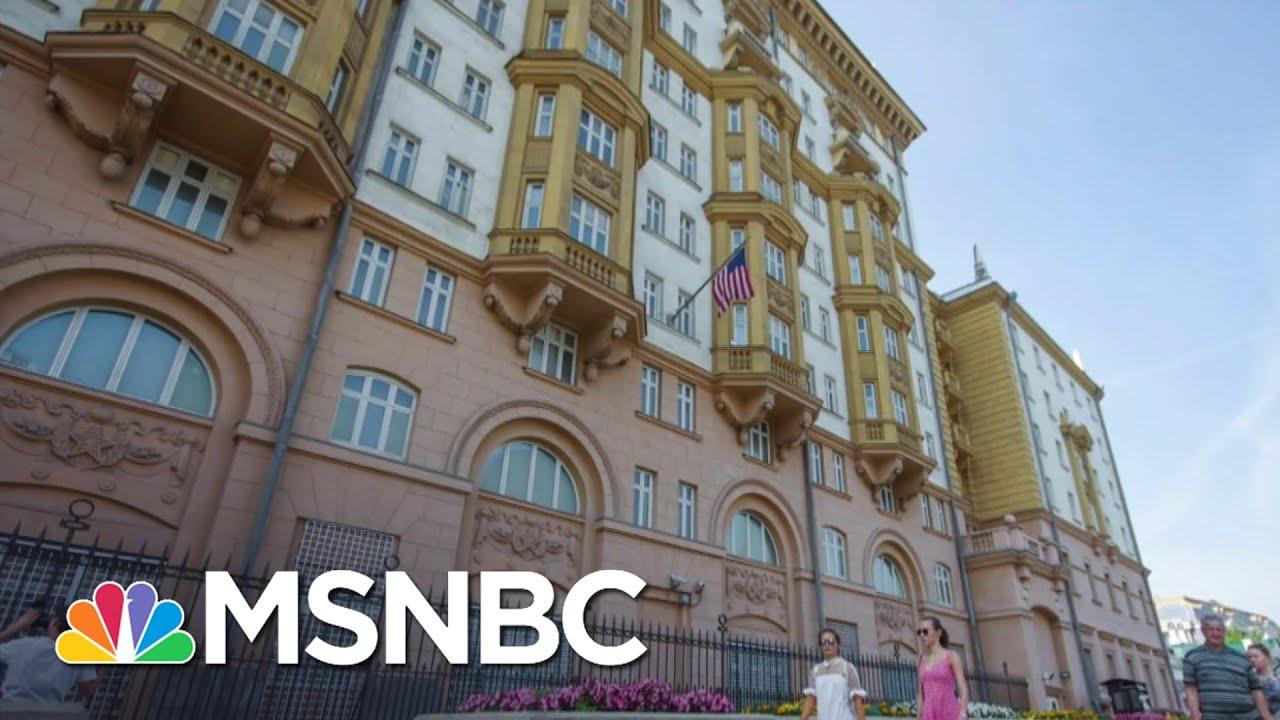 Report: Microwave Energy Likely Caused U.S. Diplomats' Symptoms | Katy Tur | MSNBC 1