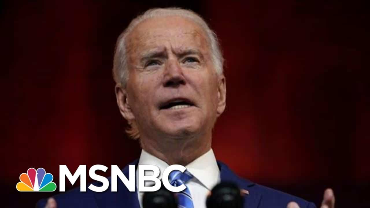 What Can Biden Learn From Nixon's Presidency? | Morning Joe | MSNBC 1