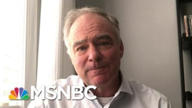 FULL INTERVIEW: Tim Kaine: No Recess Until COVID Relief Deal Reached | Hallie Jackson | MSNBC 6