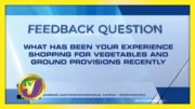 TVJ News: Feedback Question - December 4 2020 5
