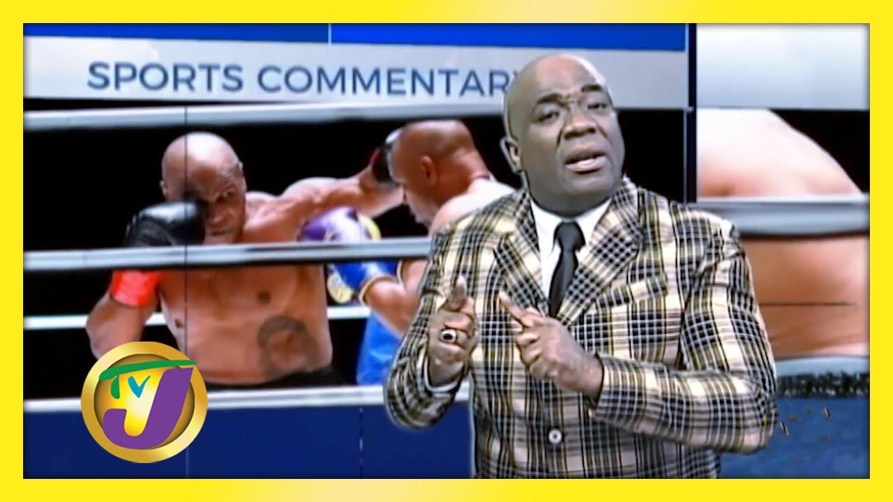 sports Mike Tyson vs Roy Jones Jr: TVJ Sports Commentary - December 4 2020 1