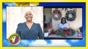 Venessa Cordwell: TVJ Smile Jamaica - December 5 2020 5