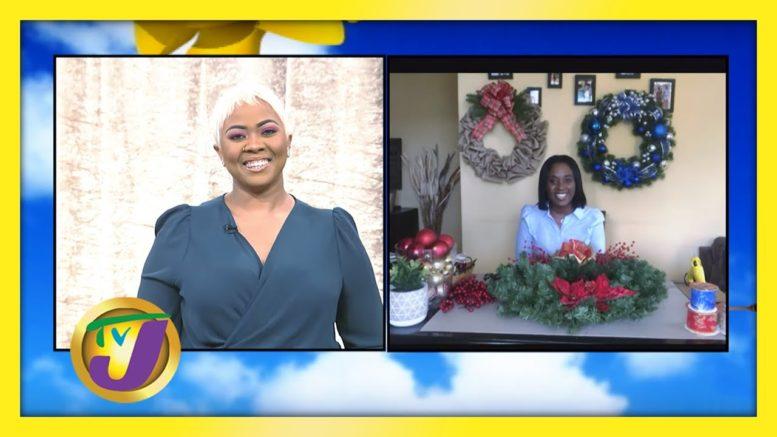 Venessa Cordwell: TVJ Smile Jamaica - December 5 2020 1