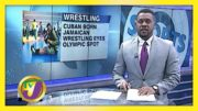 Cuban Born Jamaican Wrestler Eyes Olympic Spot - December 6 2020 3
