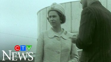1970: Queen Elizabeth and Prince Charles visit Yellowknife 6