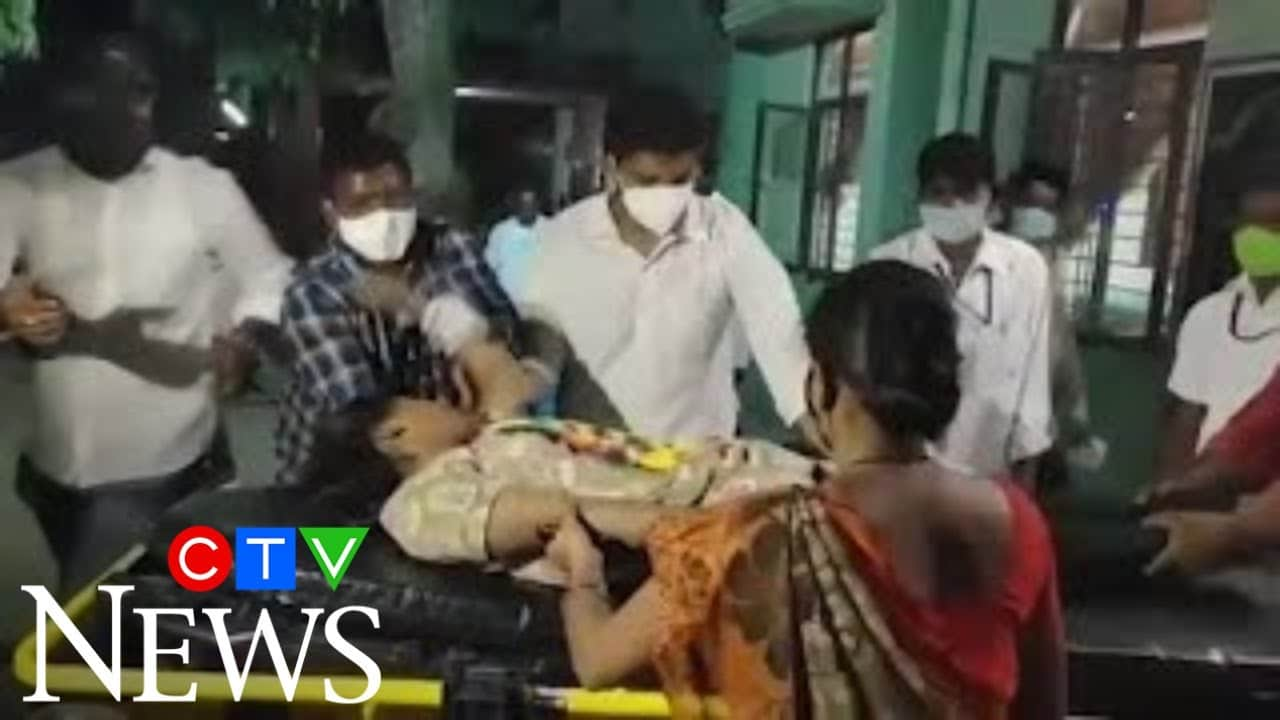 Experts baffled by mystery illness in India 1