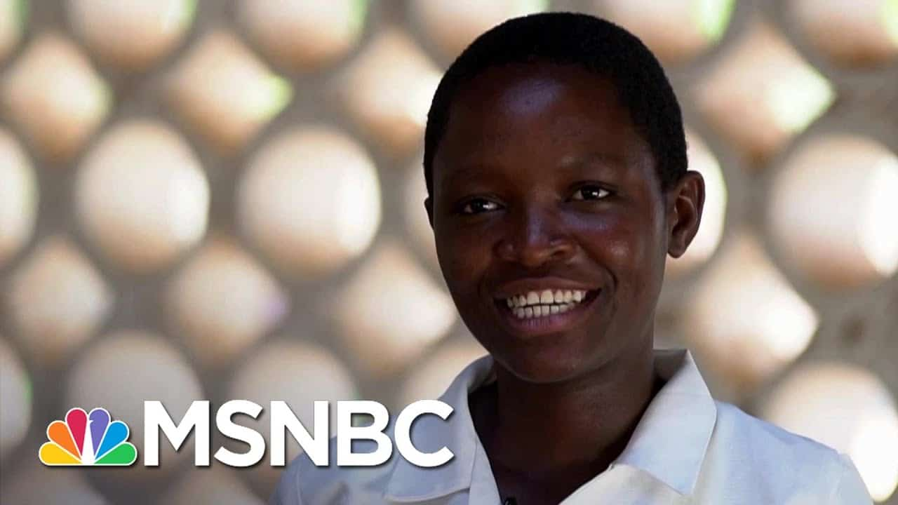 'I Will Still Be Able To Reach For My Dreams' | The Last Word | MSNBC 1