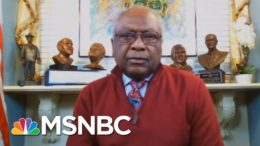 Rep. Clyburn: We Will Set An Example With Biden Inauguration | Morning Joe | MSNBC 9