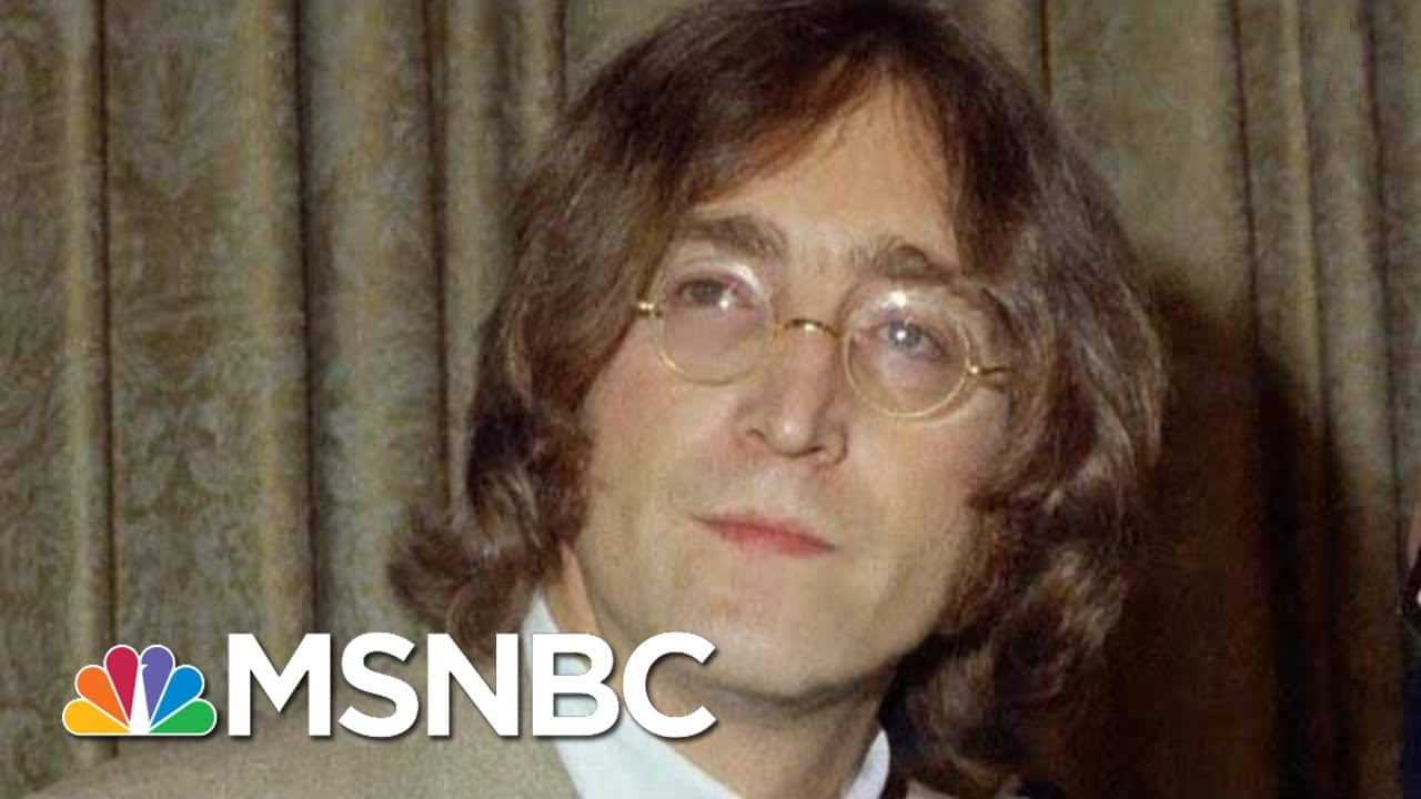 Remembering The Life Of John Lennon 40 Years After His Death | Morning Joe | MSNBC 1