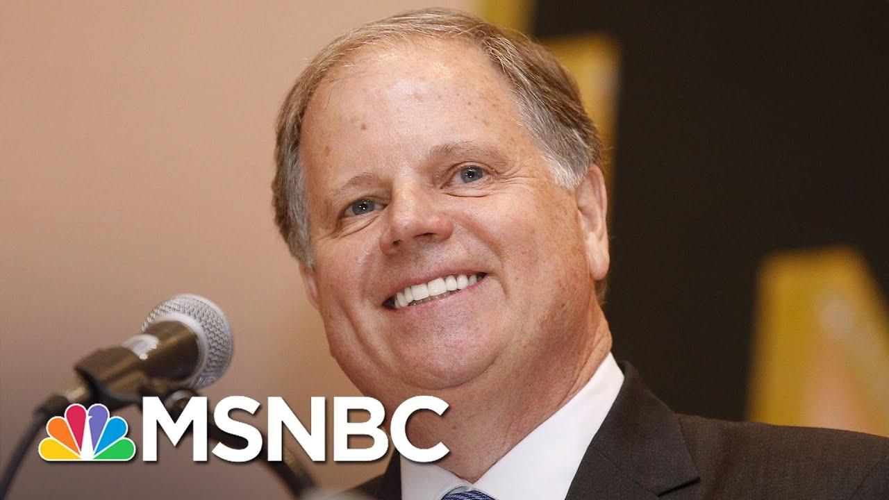 Doug Jones Seen As Leading Contender For Biden's Attorney General Nominee   Craig Melvin   MSNBC 1