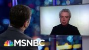 David Byrne On Using Janelle Monae's Protest Song In His Hit Broadway Show | MSNBC 5