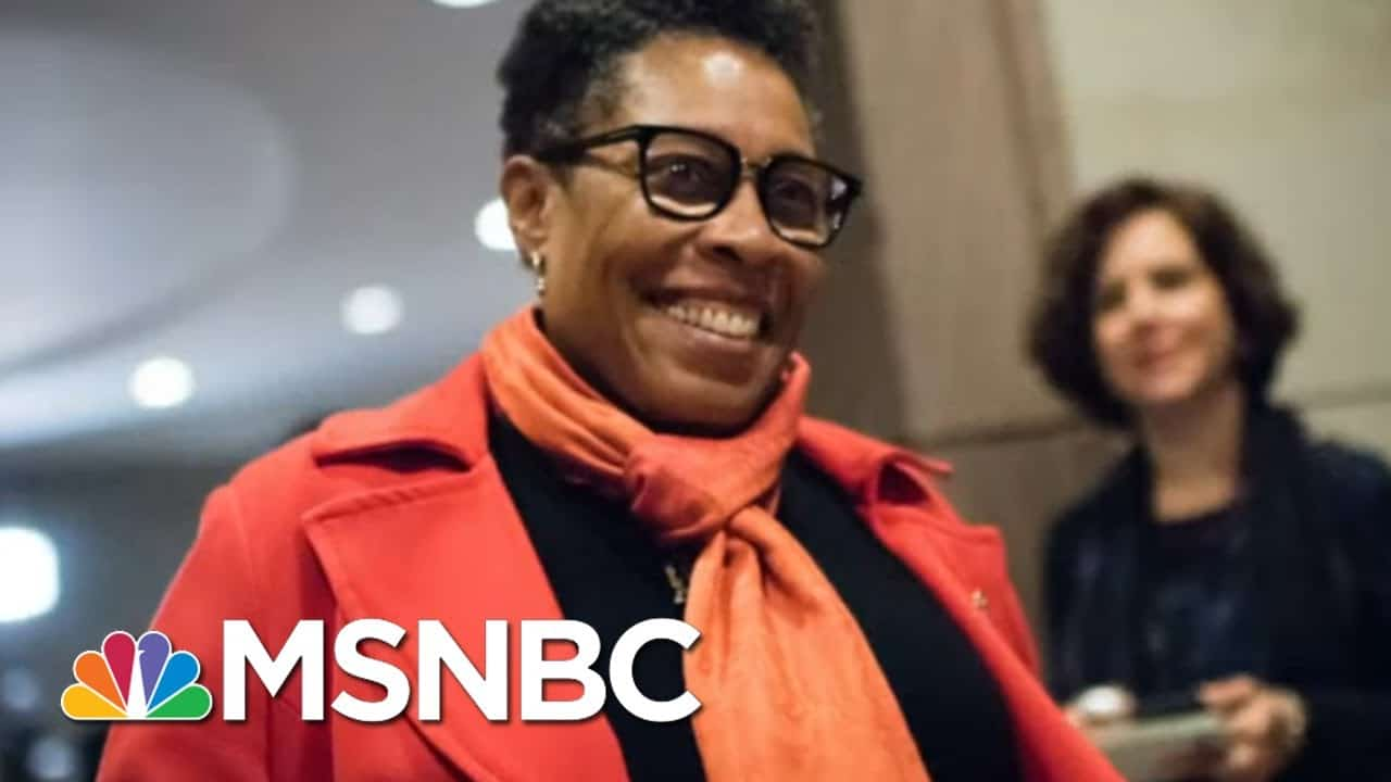 Biden Picks Ohio Rep. Marcia Fudge To Be HUD Secretary | The ReidOut | MSNBC 1