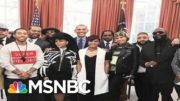 As Trump Era Ends, Rick Ross On Path To Obama WH, MSNBC Quotes And Jay-Z link | MSNBC Dig. Excl. 2