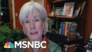 Former HHS Secretary Concerned About Vaccine Doses Reaching Public | The ReidOut | MSNBC 3