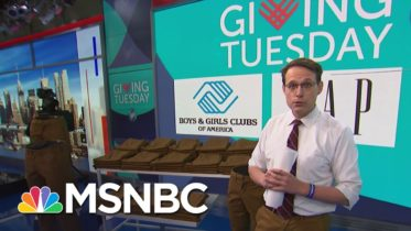 Steve Kornacki Teams Up With The Gap To Support Boys & Girls Clubs Of America   Ayman Mohyeldin 10