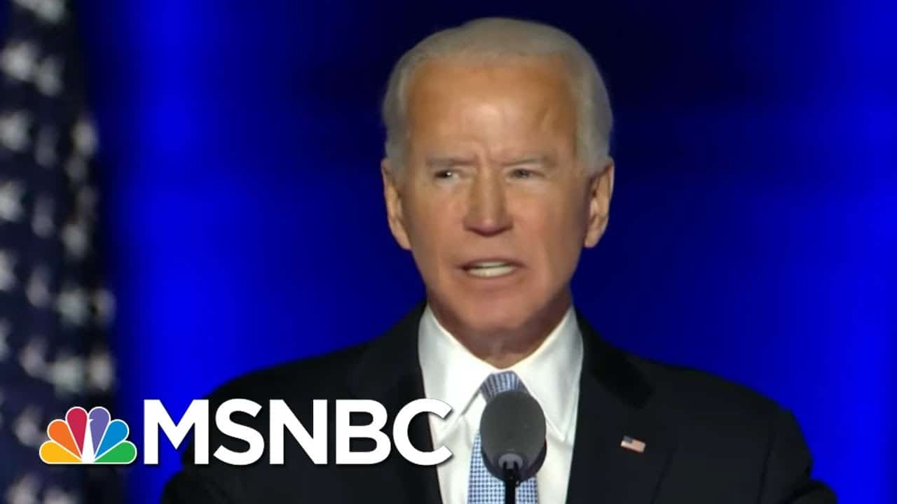 'Ticking Time Bomb' For Democracy: Chris On Why The Electoral College Needs To Go | All In | MSNBC 1
