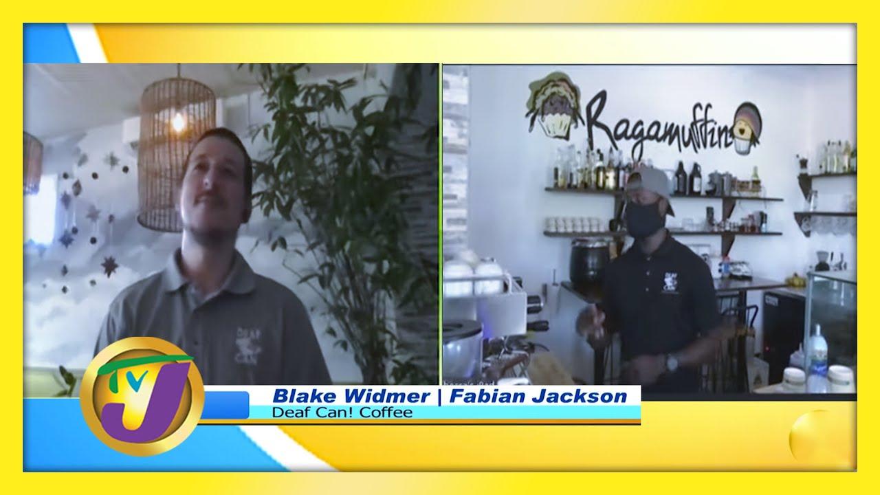 Blake Widmer & Fabian Jackson: TVJ Smile Jamaica - December 7 2020 1