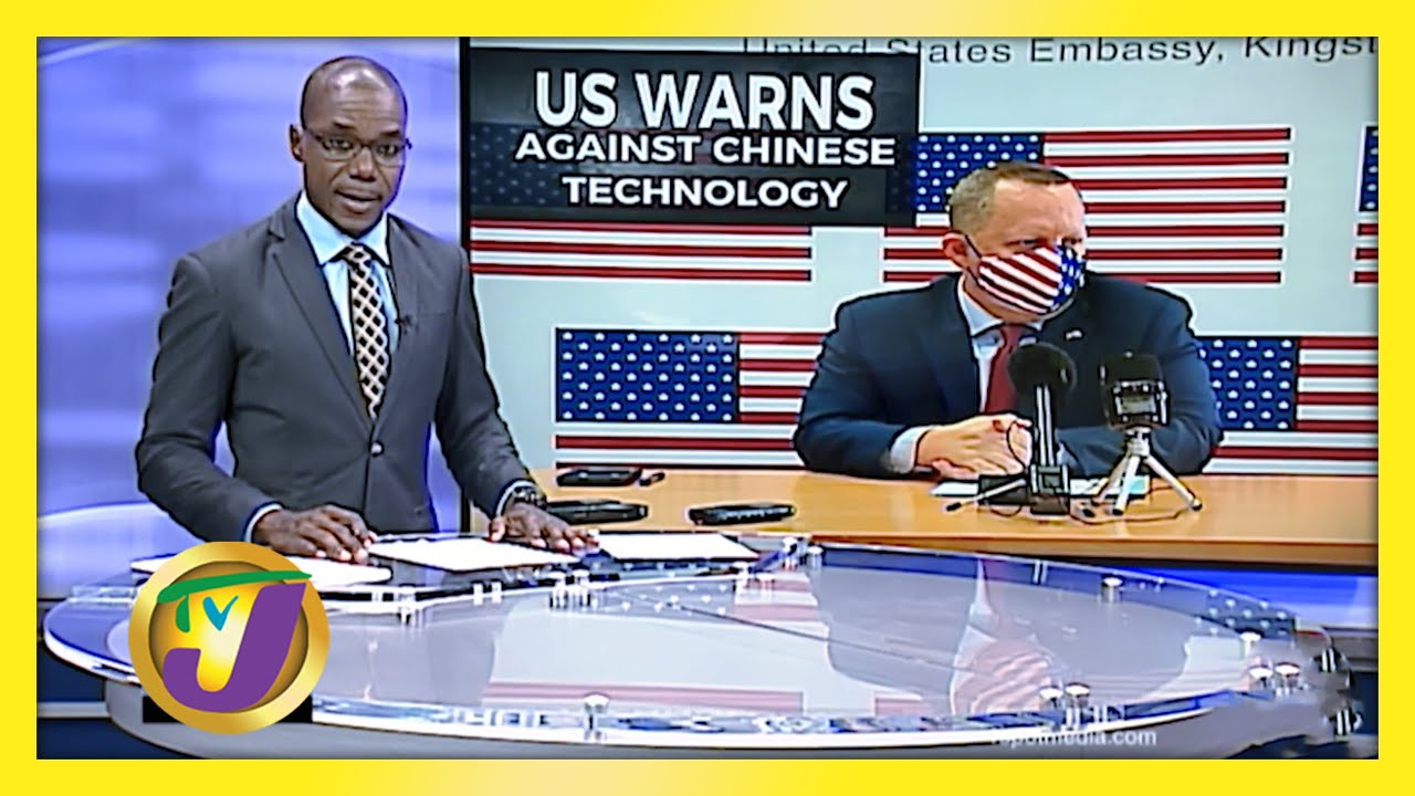 US Warns Against Chinese Technology - December 7 2020 1