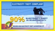 90% Electricity Theft in Riverton City: TVJ Business Day - December 7 2020 3