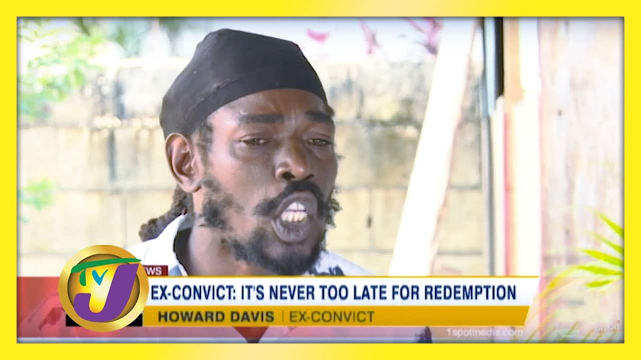 Ex-Convict: It's Never too Late for Redemption - December 8 2020 1