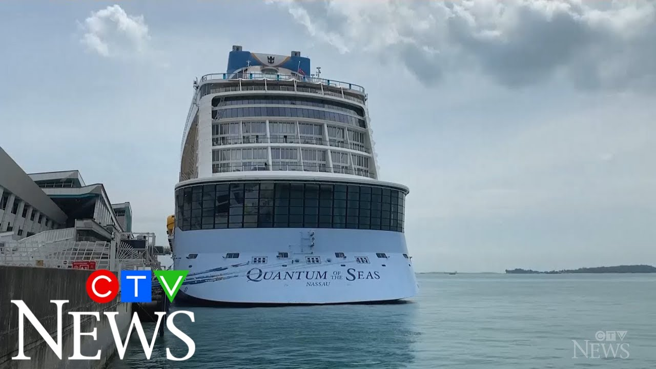 'Cruise to nowhere' cut short after COVID-19 diagnosis 1