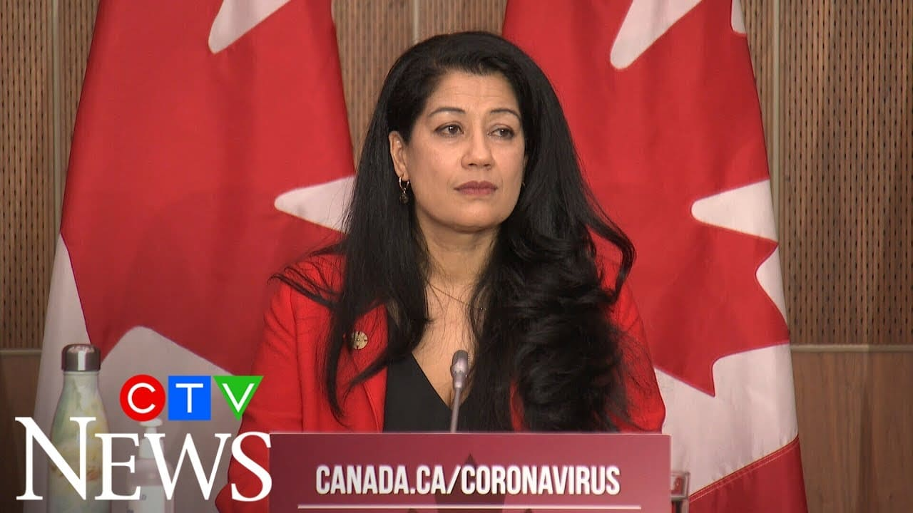 Health Canada's response to cases of allergic reaction 1
