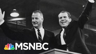 Rachel Maddow's New Book, 'Bag Man,' And The Downfall Of Spiro Agnew | The Last Word | MSNBC 6