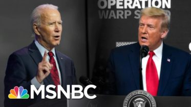 Biden Details Covid Plan, Trump Keeps Ranting About Election | The 11th Hour | MSNBC 6