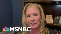 Former DHS Official On Violent Rhetoric Aimed At Election Officials | Deadline | MSNBC 9