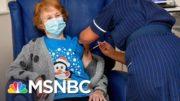 Next Coronavirus Challenge For U.S.: Vaccine Distribution Infrastructure | Rachel Maddow | MSNBC 3