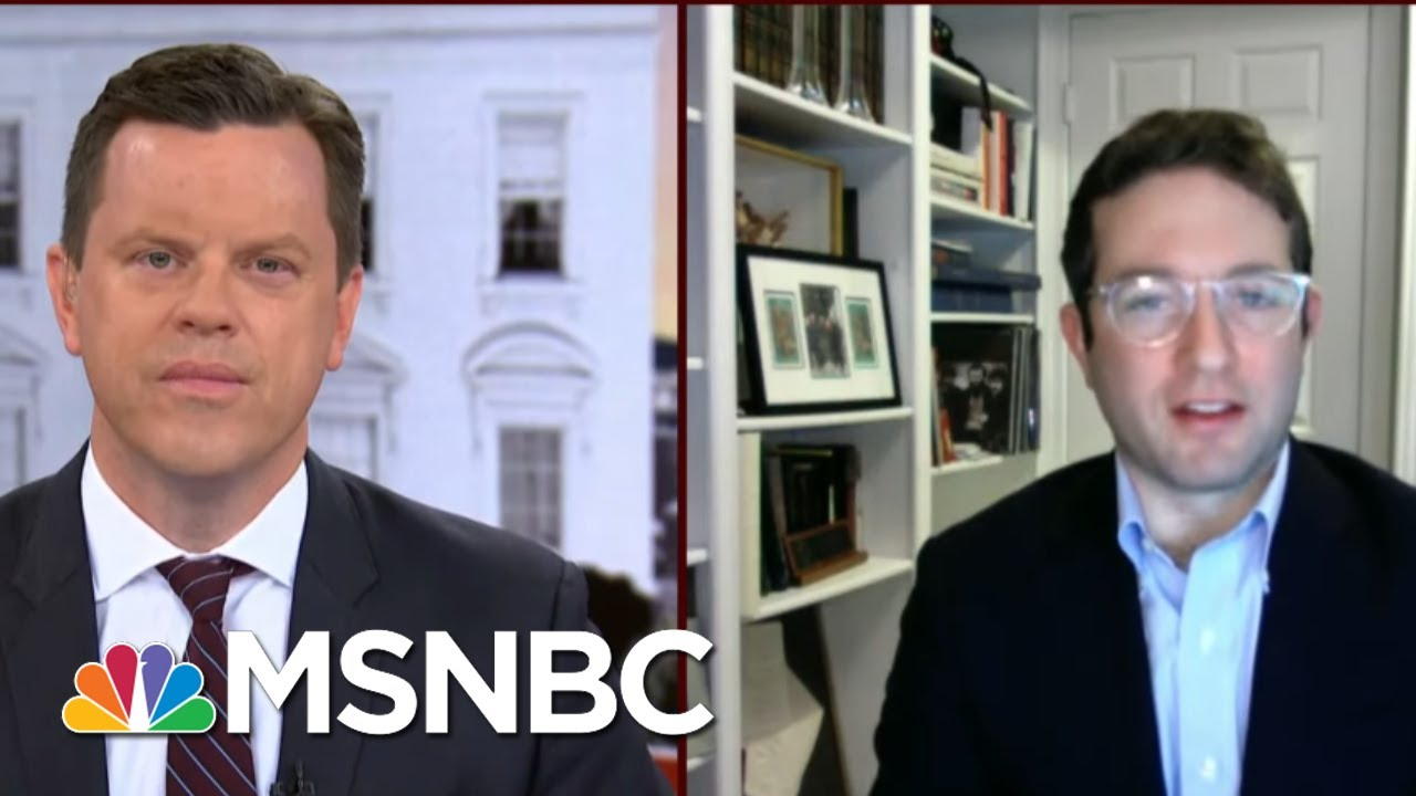 After WH Makes $916B Offer, Is Congress Closer To Relief Deal? | Morning Joe | MSNBC 1