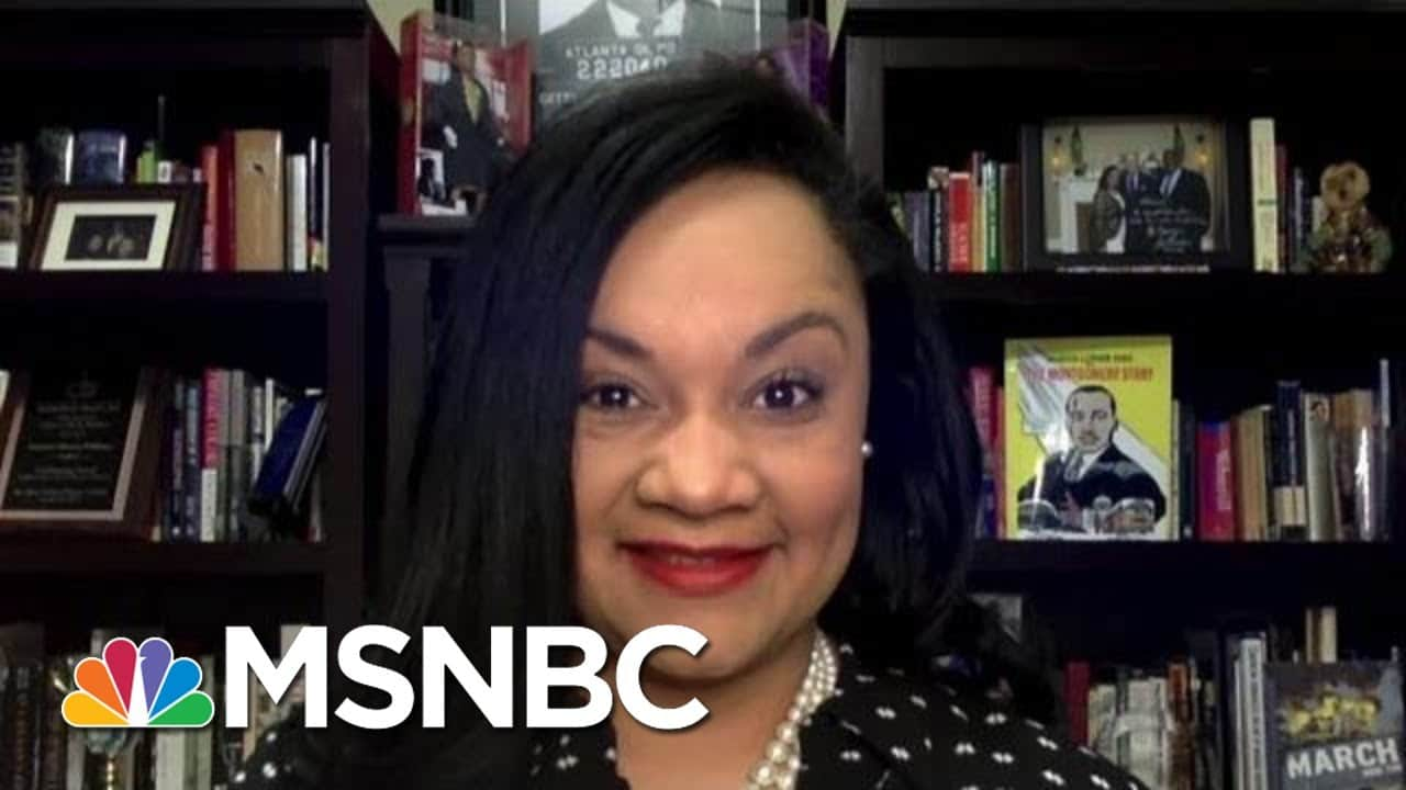 'Voter Suppression Tactics Alive And Well,' Says Congresswoman Elect | Morning Joe | MSNBC 1