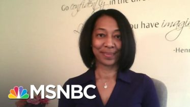Executive Director For The Maryland Partnership For Prevention On Vaccine Distribution | MSNBC 6