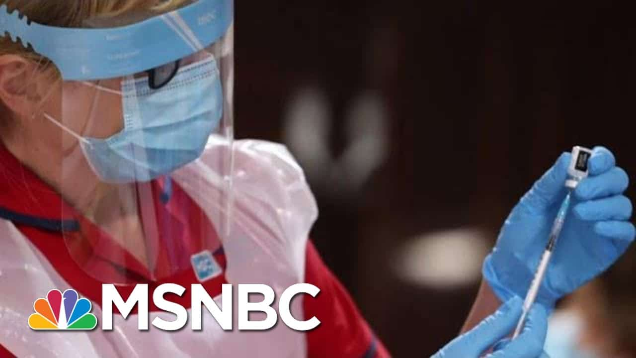 FDA Says Pfizer Vaccine Data Does Not Raise Any Specific Safety Concerns | MTP Daily | MSNBC 1