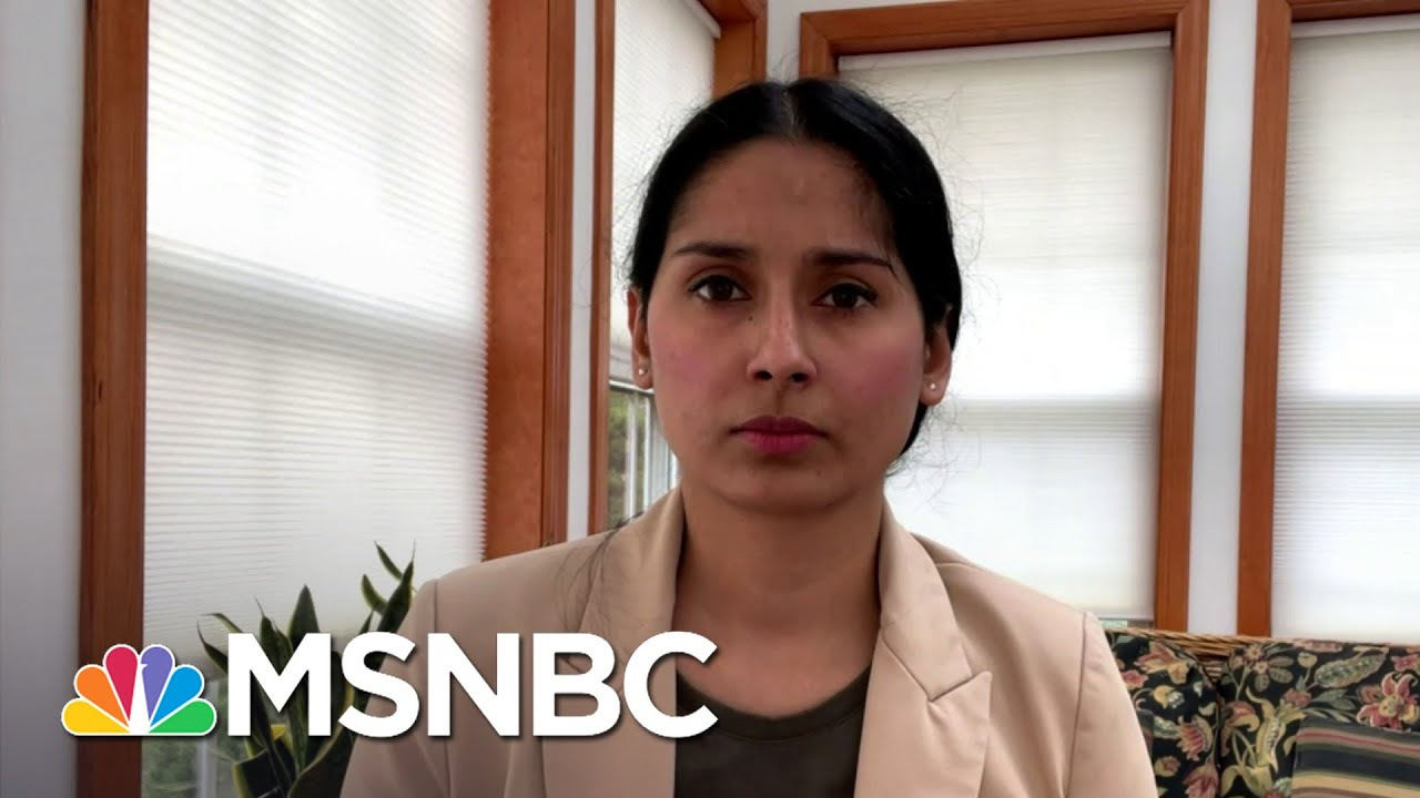 Dr. Syra Madad On COVID-19 Surge: 'It Is Extremely Alarming'   Craig Melvin   MSNBC 1