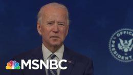 Biden Announces Retired Gen. Lloyd Austin As Defense Secretary Nominee | MSNBC 8