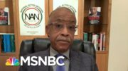 Sharpton Says Biden Was 'Very Receptive' In His Meeting With Civil Rights Groups | Deadline | MSNBC 2