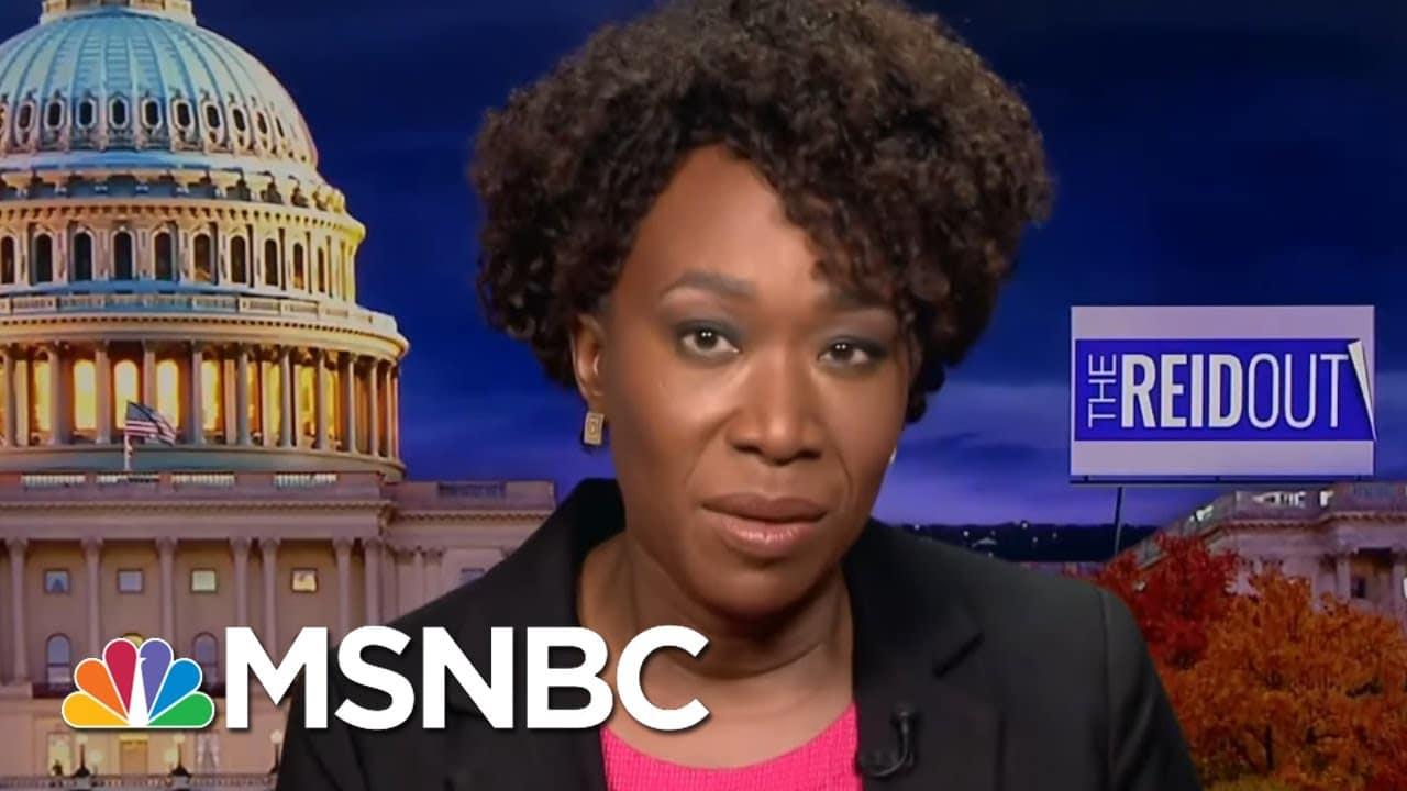 Joy Reid Says GOP Efforts To Subvert The Election Is 'Not About Fraud' | The ReidOut | MSNBC 1