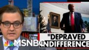 Chris Hayes: I'm Enraged Over America's 'Depraved' Covid Indifference | All In | MSNBC 4
