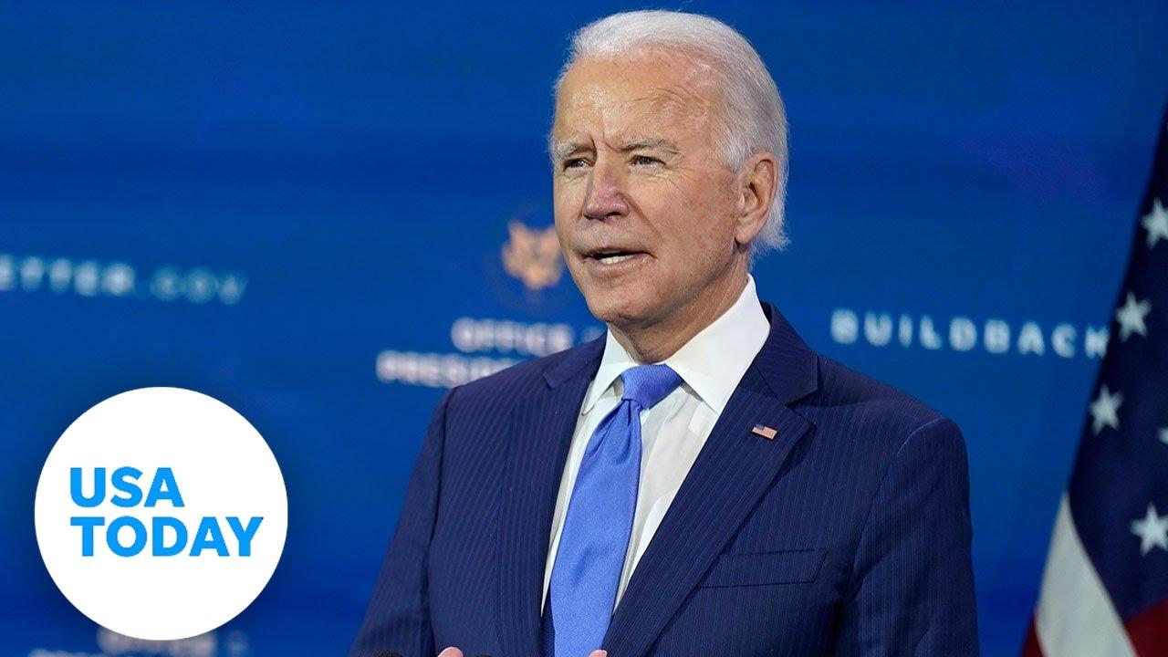 President-elect Joe Biden announces pick for defense secretary | USA TODAY 3