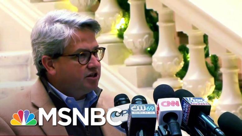 Georgia Election Official Condemns GOP Silence On Threats To Election Workers | The ReidOut | MSNBC 1