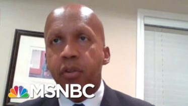 'Catastrophic:' Bryan Stevenson On Lame Duck Trump Ramping Up Federal Executions | All In | MSNBC 6